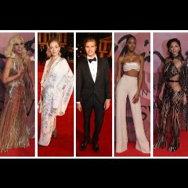 Най-впечатляващите визии от British Fashion Awards 2016