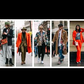 Улична мода: Мъжка седмица на модата в Лондон, ден 1 и 2