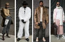 Уличната мода в Ню Йорк: Дръзка и скандална