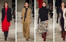 Женственост и практичност в новата колекция на Victoria Beckham