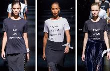 Моден бунт на подиума в Ню Йорк
