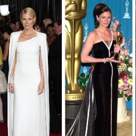 Топ 3 на роклите на Оскарите за всички времена