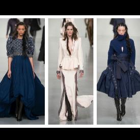 Чувственост и елегантност в новата есенно-зимна колекция на Antonio Berardi