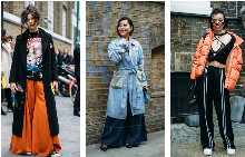 Street style от Лондон  - ден 5