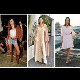 Алесандра Амброзио - безупречен стил във всяко едно отношение