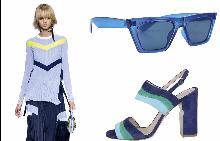 Versace; очила Mango; обувки MYVI от Le Scarpe