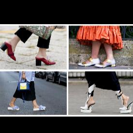 Street style вдъхновения: Обувките от улиците на световните модни столици