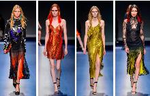 20 от най-впечатляващите рокли на Versace за есен-зима 2017