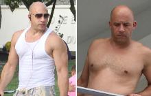 Вин Дизел преди и сега