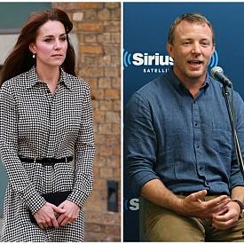 Кейт Мидълтън и Гай Ричи - Херцогинята на Кеймбридж може да се добере до някоя готина филмова роля, стига само да поиска. Режисьорът Гай Ричи, който е неин далечен братовчед, със сигурност ще я уреди с нещо в някоя от следващите си ленти, ако Катрин реши, че иска да влезе в амплоато на актриса. Любопитното е, че американската водеща Елън Дидженеръс също е братовчедка на съпругата на принц Уилям. По-точно 14-та подред.