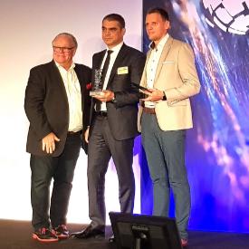 Fibank с престижна награда от международен конкурс за иновации