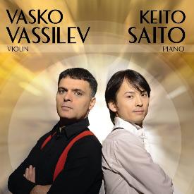 Концерт на Васко Василев и пианиста Кейто Сайто
