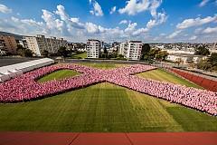 Розовата панделка в Швейцария