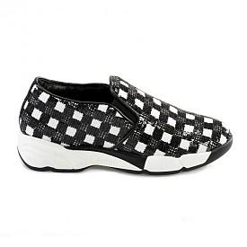 Спортни обувки от текстил Pinko