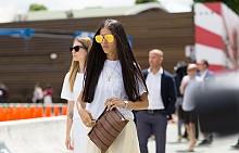 Street style от Pitti Uomo SS/2016 - жени