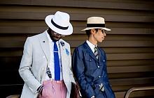 Най-добрите street style визии Pitti Uomo 2018