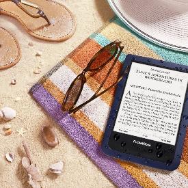 5 причини да изберете електронен четец за отпуската си