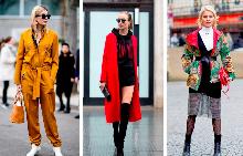 30 Street style визии за есента от улиците на Париж
