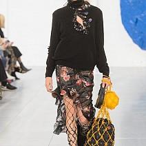 Мрежести чанти от Preen, Седмица на модата Лондон