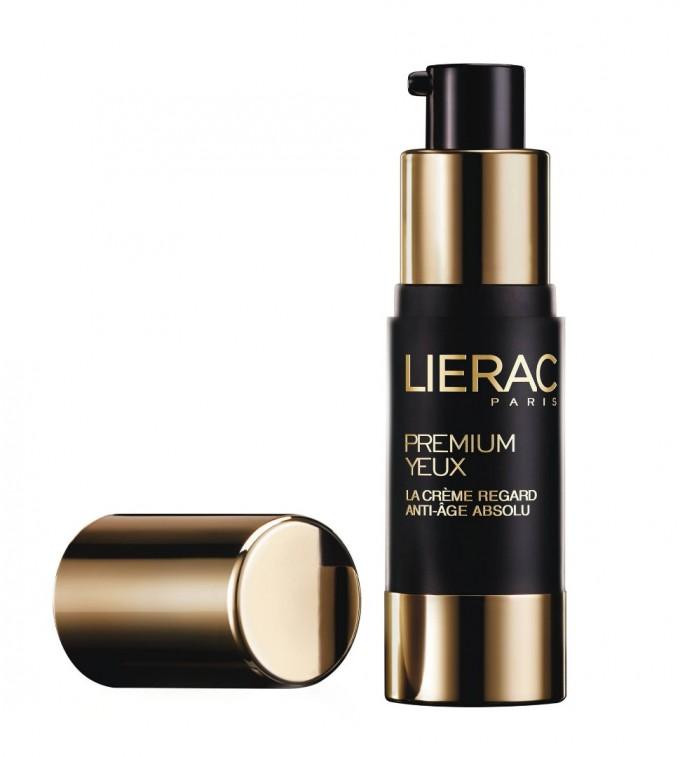 PREMIUM околоочен крем на LIERAC е комплексна...