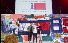 TommyXLewis: Люис Хамилтън и Томи Хилфигър представиха първата си съвместна колекция