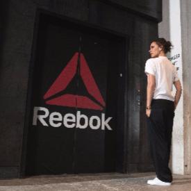 Виктория Бекъм и REEBOK се обединяват