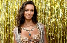 Лаис Рибейро показа тазгодишният Fantasy Bra на Victoria's Secret