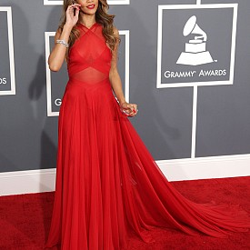 На наградите Grammy през 2013 г.