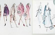 Най-добрите модни илюстратори