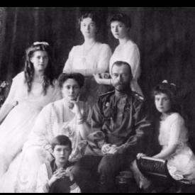 Историята на последното кралско семейство на Русия