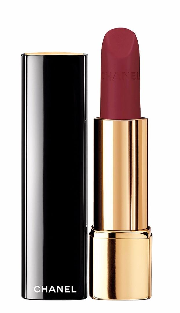 Матиращо червило Rouge Allure Velvet (цвят Nightfall) от есенната...
