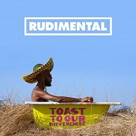 В Toast To Our Deffereces Rudimental са събрали 13 песни, обединени от идеята за приемане на различията между хората.