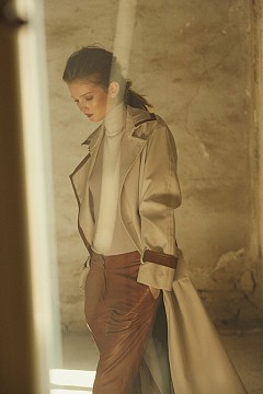 Блуза, панталон, палто - TRUSSARDI
