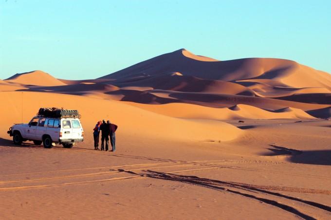 Журналистът, обиколил почти целия свят, пази голямата си любов към Сахара