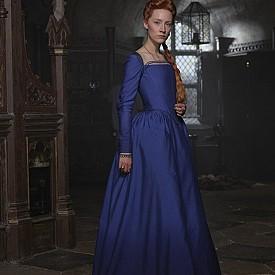 """Сърша Ронан като Мария I в """"Мери, кралицата на Шотландия"""""""
