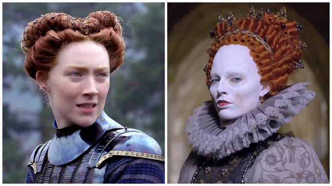 Марго Роби e в ролята на кралица Елизабет I
