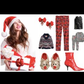 Перфектен подарък в цветовете на Коледа