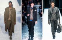 Новите мъжки колекции на класиците на модния подиум в Милано