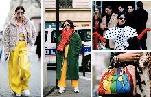 Street style: Цветовете на Париж