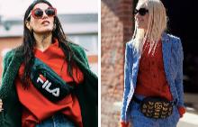 """Топ тренд: """"Fanny packs"""" или """"Belt bags"""" и как да ги носим?"""