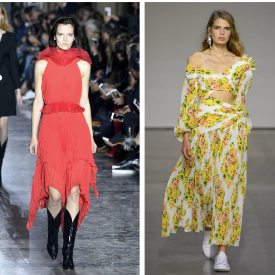 30 летни рокли, които можем да носим още сега като манифест за слънчево настроение