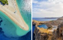 Топ 10 на островите с най-красиви плажове в Европа
