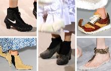 20 чифта обувки от модния подиум, които можем да пропуснем този сезон и нищо няма да загубим