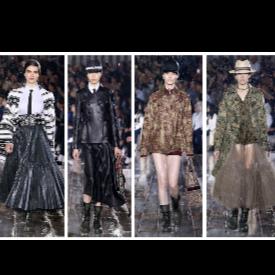 На истинско мексиканско родео Dior представи новата си Resort колекция