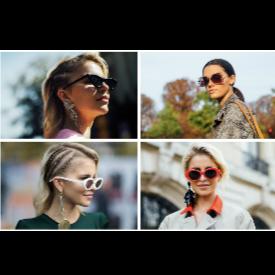 Как да изберете слънчеви очила според формата на лицето си?