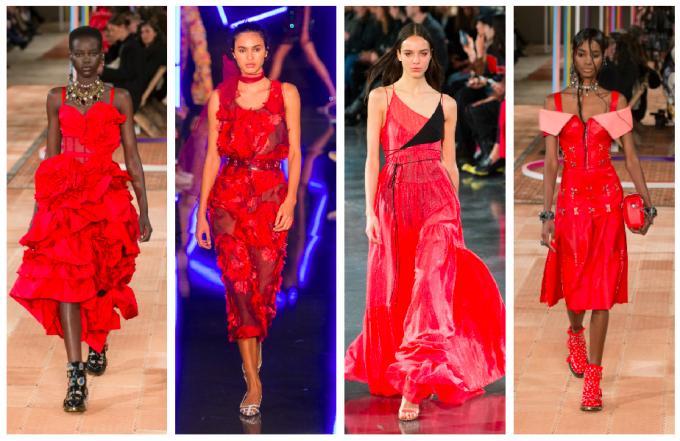 Код червено: 25 секси рокли, с които да разгорещите летните страсти