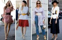 Street style: как да носим колана този сезон?