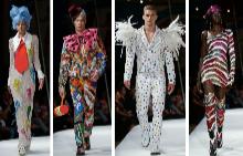 Модният цирк на Moschino завладя Лос Анджелис