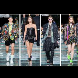 Versace даде старт на мъжката седмица на модата в Милано