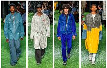 Paris Fashion Week Men's Spring 2019: Off-White